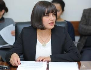 ԱՀ ԿԸՀ նախագահ Սրբուհի Արզումանյան