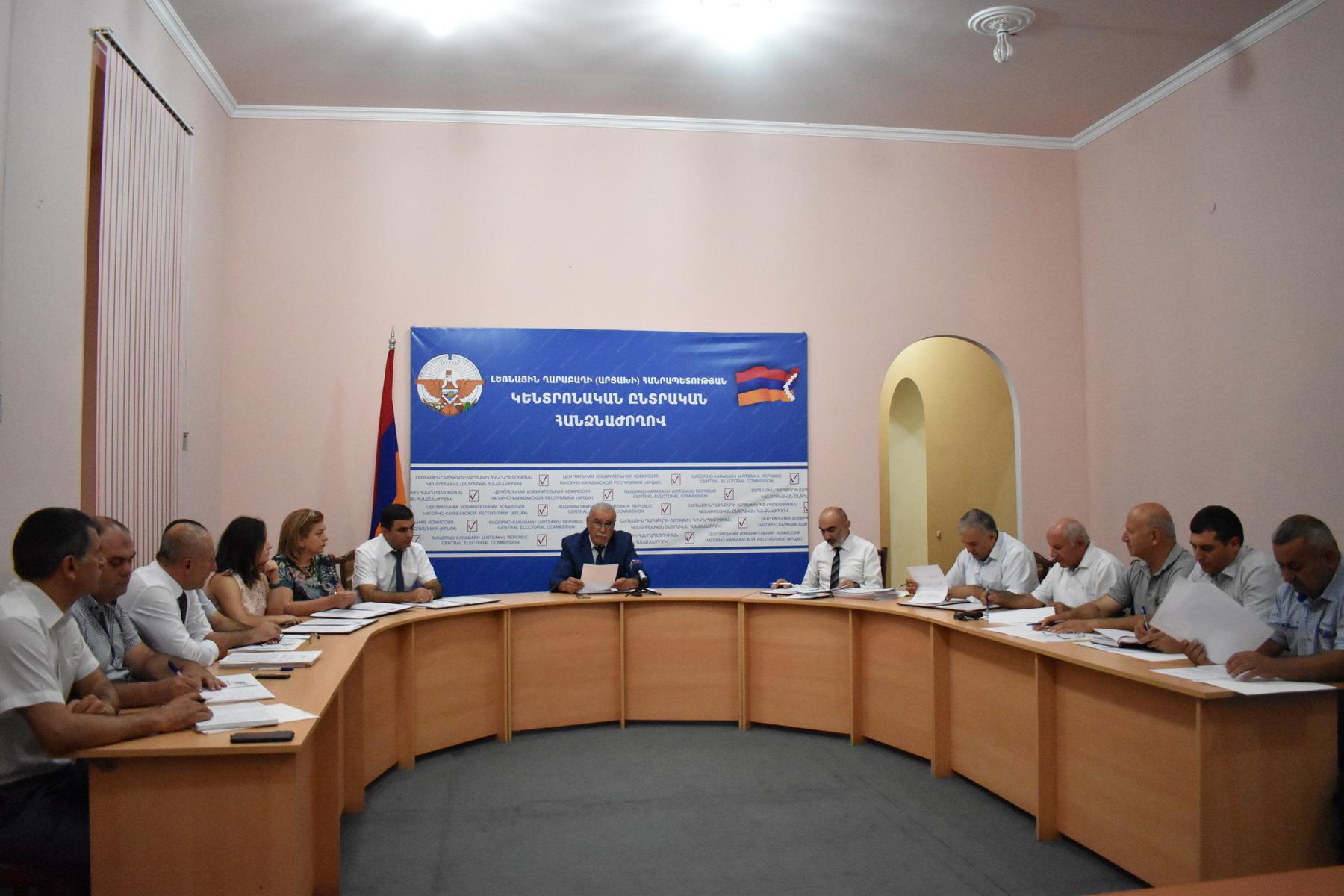 ՏԻՄ ընտրություններին գրանցվել է 416 համայնքի ղեկավարի և 1401 ավագանու թեկնածու