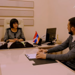 Հարցազրույց Սրբուհի Արզումանյանի հետ